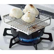 温度センサー付きガスコンロ用焼き台 ミニ