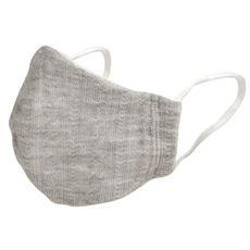 吸湿発熱 編み目がキレイなニットマスク