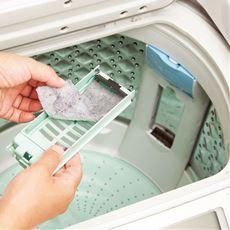 縦型洗濯機用フィルター