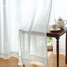ミラーレースカーテン(遮熱・UVカット)