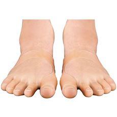 健康筋肉ゆびただしEX/外反母趾と偏平足 同時ケア 伸縮ゲル素材