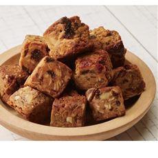 大麦と果実のソイキューブ(4袋)/ドライフルーツ入り大豆のおやつ