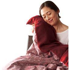 毛布のあったか掛布団カバー