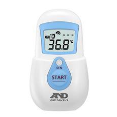 A&D非接触体温計