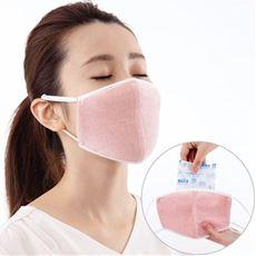 潤いシルクのCoolマスク