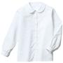 ホワイトB(長袖丸衿)