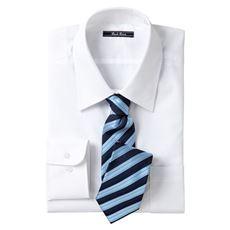 形態安定ビジネスシャツ(長袖)