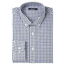 先染めカジュアルシャツ(長袖)