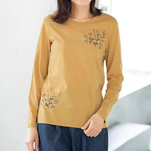 プリントTシャツ(洗濯機OK・綿混)