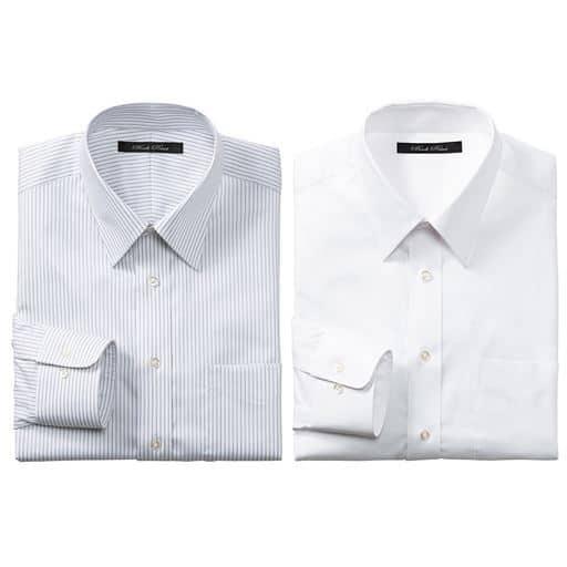 ソロテックス素材ヨコストレッチYシャツ