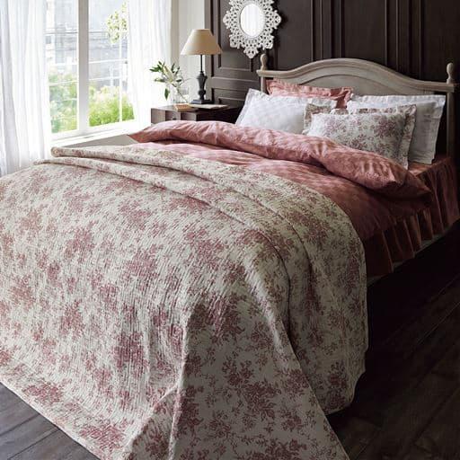ベッドスプレッド(ホテル感覚の高密度タイプ)
