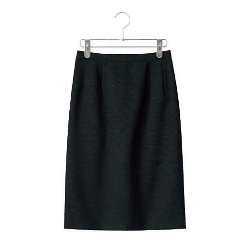 オフィススカート(事務服・洗濯機OK・撥水・形態安定・防汚加工・ストレッチ素材)