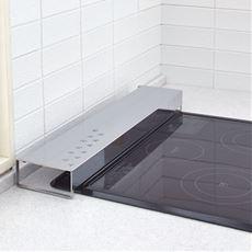 排気口カバーラック(猫の足あとシリーズ)/排気口の汚れガード