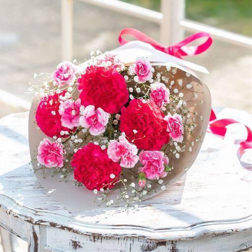 【母の日】花束「ロゼシャンパーニュ」