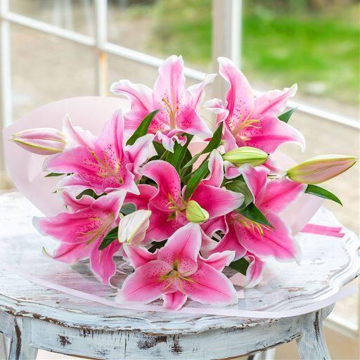 【母の日】花束「エレガンス」