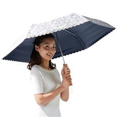 猛暑対策クール日傘/晴雨兼用・UVカット
