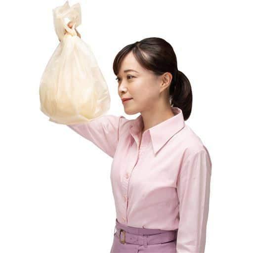 マイガード抗菌臭NO袋100枚入/繰り返し使えるレジ袋