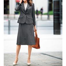 デザインが選べるスカートスーツ(タイトスカート・マーメイドスカート・洗濯機OK)