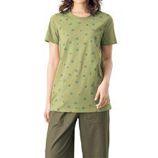 プリントロングTシャツ(綿100%・洗濯機OK)