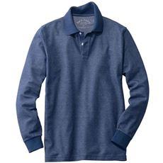 ドライ長袖ポロシャツ/吸汗・速乾・抗菌防臭・UVカット機能付き