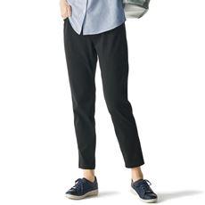 太ももゆったりニットデニムパンツ(スマートニットジーンズ・吸汗速乾・洗濯機OK)