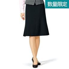 ストレッチマーメイドスカート(選べる2レングス・事務服・洗濯機OK)