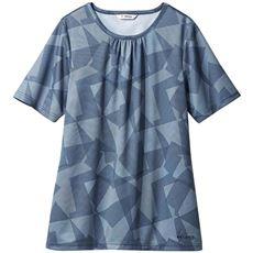 プリントTシャツ(kaepa)(UVカット・吸汗速乾)