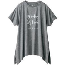 ロゴ入り半袖Tシャツ(BODY GLOVE)(UVカット・吸汗速乾)(ヨガ)