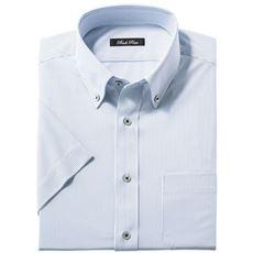 吸汗速乾形態安定Yシャツ(半袖)
