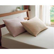 のびのび枕カバー(キャップ型・ニット)