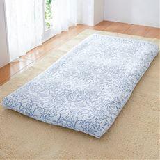 敷き布団用シーツ(綿100%タオルジャカード)