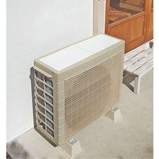 断熱室外機シート(4枚組・中空状バルーンタイプ)