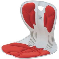 カーブルチェア/整った姿勢をサポート ダイニングチェアに置くだけ