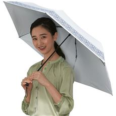 晴雨兼用 遮光・遮熱・軽量折り畳み日傘<美活計画>