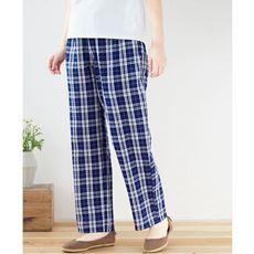 パジャマパンツ2枚組(綿100%)