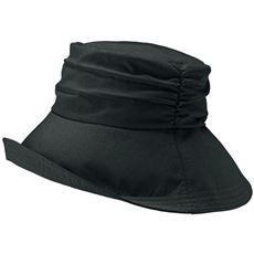つば広・収納できるシェード付き帽子(UV・吸汗速乾・接触冷感・抗菌防臭)