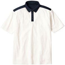 ドライ・ミニパイル素材ポロシャツ