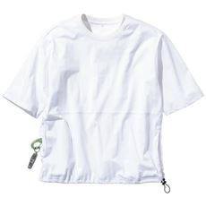 ドライ・アノラックTシャツ(5分袖)