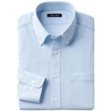 吸汗速乾 抗菌防臭 ポロシャツ素材のYシャツ(長袖) クールビズにも対応 メンズビジネス