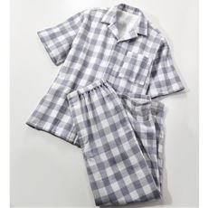 サマーガーゼシャツパジャマ
