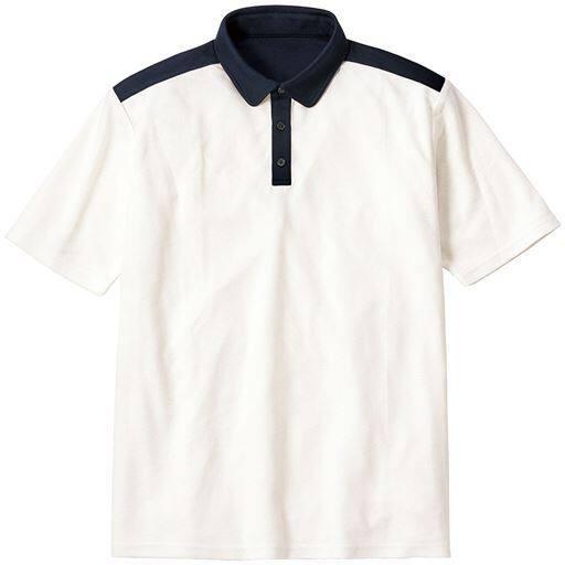 ドライ・ミニパイルポロシャツ