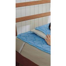 ひんやり枕パッド(スマートドライ®)/接触冷感生地・調湿機能わた使用