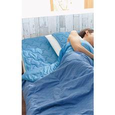 ひんやり肌布団(スマートドライ®)/接触冷感生地・調湿機能わた使用
