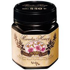 ヴェーダヴィマヌカハニー/はちみつ 非加熱 添加物不使用 ニュージーランド製