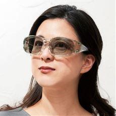 調光レンズのオーバーサングラス