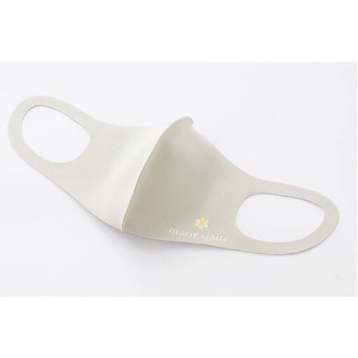 marie claire 抗菌防臭立体マスク4枚組