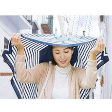 撥水風呂敷ながれ 平織(日本製)/即席バッグやレジャーシートがわりに