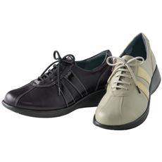 5E牛革軽量コンフォートシューズ/高井さんの靴