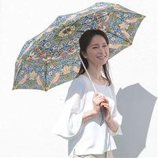 <フルトン×ウィリアムモリス>折りたたみ傘