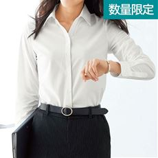 カットソーベルカラーシャツ(吸汗速乾・洗濯機OK)